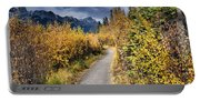Autumn In Alberta Portable Battery Charger