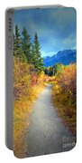 Autumn In Canada Portable Battery Charger