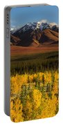Autumn In Duke Creek Portable Battery Charger