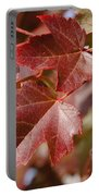 Autumn In My Back Yard Portable Battery Charger