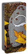 Autumn Ladybugs Portable Battery Charger