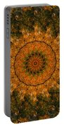 Autumn Mandala 1 Portable Battery Charger