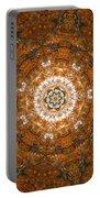 Autumn Mandala 3 Portable Battery Charger