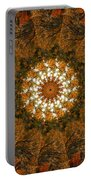 Autumn Mandala 4 Portable Battery Charger