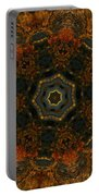 Autumn Mandala 5 Portable Battery Charger