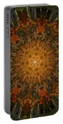 Autumn Mandala 6 Portable Battery Charger