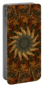 Autumn Mandala 7 Portable Battery Charger