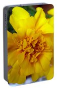 Autumn Marigold 2 Portable Battery Charger