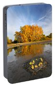 Autumn Nest Portable Battery Charger