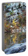 Autumn On The Black River 1 Portable Battery Charger