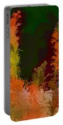 Autumn Pastel Portable Battery Charger by Tom Prendergast