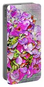Autumn Purple II Portable Battery Charger