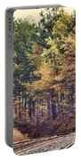 Autumn Railroad Portable Battery Charger