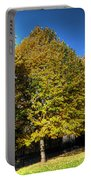 Autumn Row Portable Battery Charger