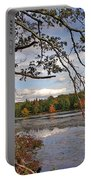 Autumn Shade Portable Battery Charger
