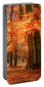 autumn skirt I Portable Battery Charger