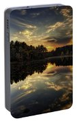 Autumn Sunset 2 Portable Battery Charger