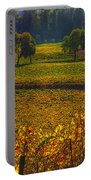 Autumn Vineyards Portable Battery Charger