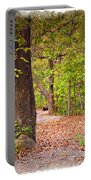 Autumn Walk - Impressions Portable Battery Charger