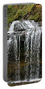 Autumn Water Fall Portable Battery Charger