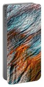 Autumn Winds Impasto Portable Battery Charger