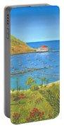 Avalon Catalina Island Portable Battery Charger