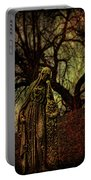 Ave Maria Full Of Sorrows Portable Battery Charger