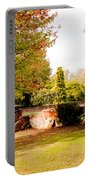 Avery Hill Rose Garden Portable Battery Charger