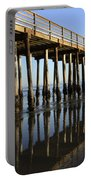 Avila Beach Pier California 2 Portable Battery Charger
