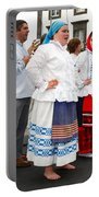 Azorean Folk Music Group Portable Battery Charger