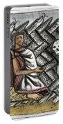 Aztec: Life And Death Portable Battery Charger