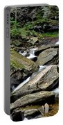 B Reynolds Falls Portable Battery Charger by Frozen in Time Fine Art Photography