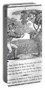 Baa, Baa, Black Sheep, 1833 Portable Battery Charger