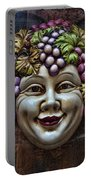 Bacchus God Of Wine Portable Battery Charger