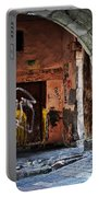 Back Alley In Leon Portable Battery Charger