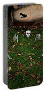 Back Yard Bone Yard Portable Battery Charger by LeeAnn McLaneGoetz McLaneGoetzStudioLLCcom