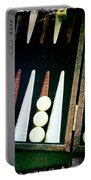 Backgammon Anyone Portable Battery Charger