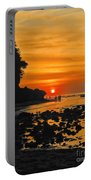 Bali Indonesian Sunset Portable Battery Charger