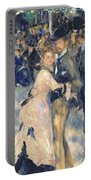 Ball At The Moulin De La Galette Portable Battery Charger