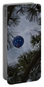 Balloon In The Pines Portable Battery Charger