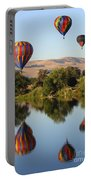 Balloons Over Horse Heaven Portable Battery Charger