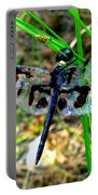 Banded Pennant Dragonfly Portable Battery Charger