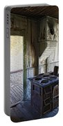 Bannack Ghost Town Kitchen Stove 2 Portable Battery Charger