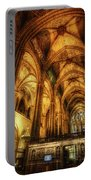 Barcelona Cathedral  Portable Battery Charger