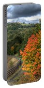 Bargoed Woodland Park Portable Battery Charger