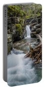Baring Creek Waterfall And Rapids Portable Battery Charger