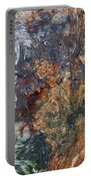 Bark Abstract Portable Battery Charger