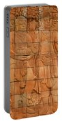 Bas Relief Portable Battery Charger