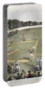 Baseball, 1866 Portable Battery Charger
