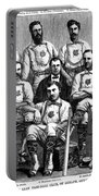Baseball: Canada, 1874 Portable Battery Charger